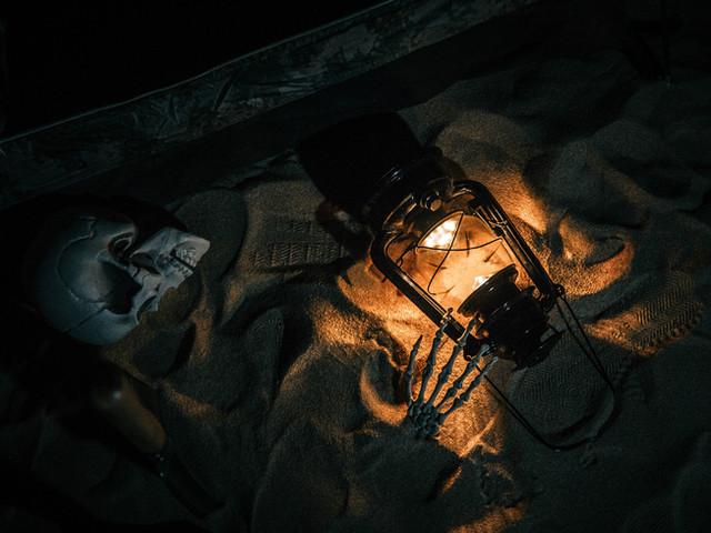 『漠日救赎』剧本杀解析_真相_复盘_凶手是谁