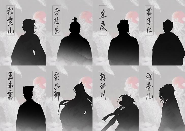 『妖猫传』剧本杀真相复盘 凶手是谁 剧透解析 密码答案 结局攻略