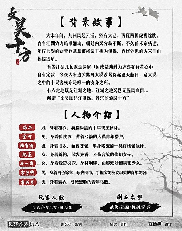 『文昊十方』海报1