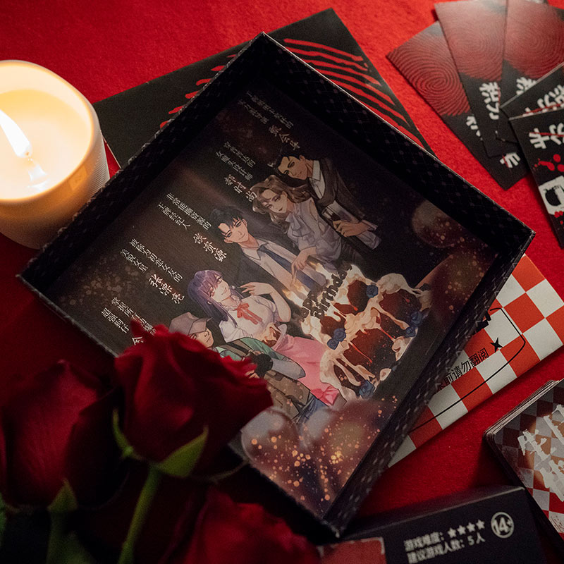 『K的游戏19·生日快乐』剧本杀复盘解析 剧透结局 凶手是谁 真相答案